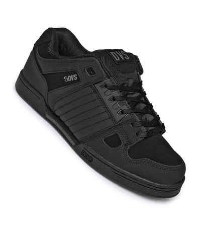 DVS Shoes Celsius Black//Black Leather
