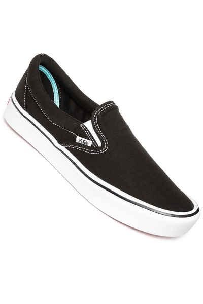 Vans ComfyCush Slip-On Shoes (black