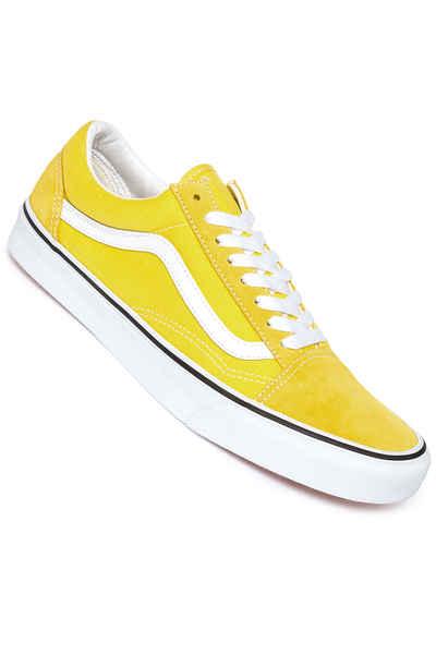 Vans Old Skool Schuh (vibrant yellow