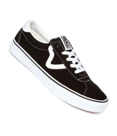 Vans Sport Suede Shoes (black) buy at