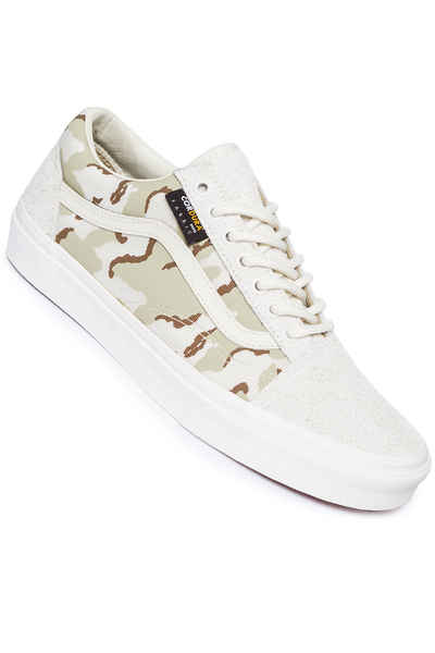 Vans Old Skool Shoes (white asparagus
