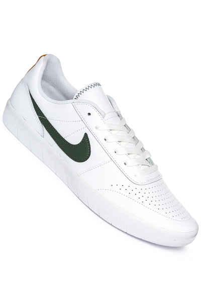 Nike SB Team Classic Premium Shoes White Galactic Jade