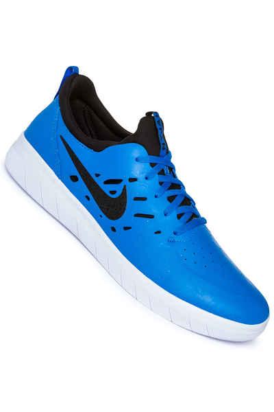 Nike SB Nyjah Free Shoes (photo blue