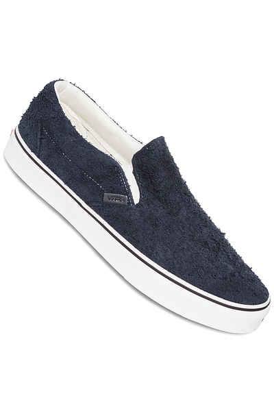 Vans Classic Slip-On Shoes (hairy suede
