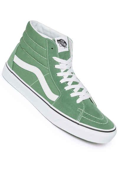 Vans SK8-Hi Shoes (deep grass green