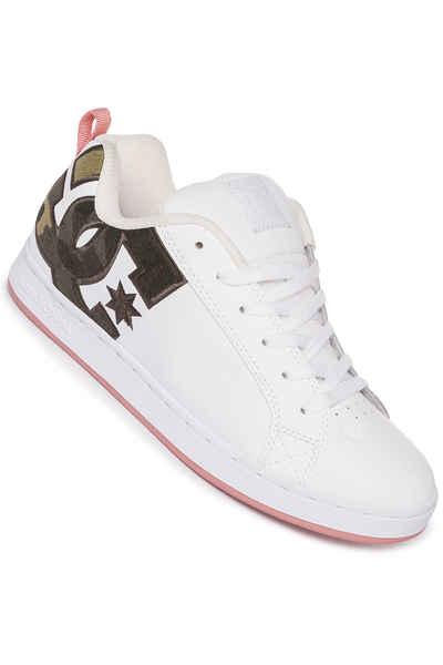 DC Court Graffik SE Shoes women (white