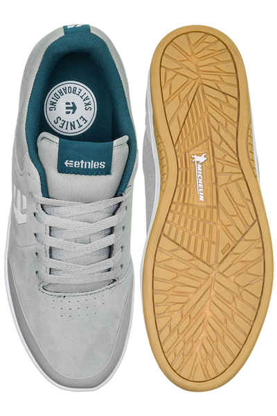 Etnies Marana Shoes (grey white green