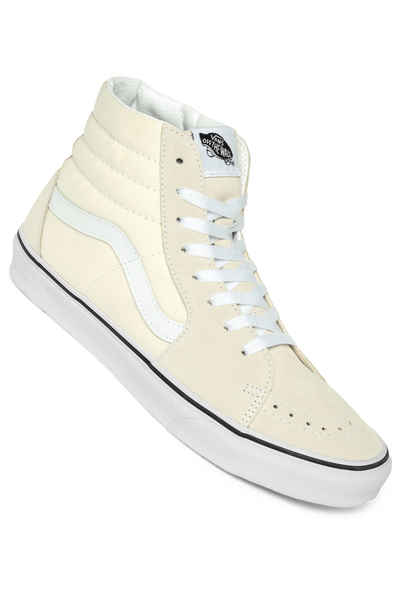 Vans Sk8-Hi Shoes (classic white true