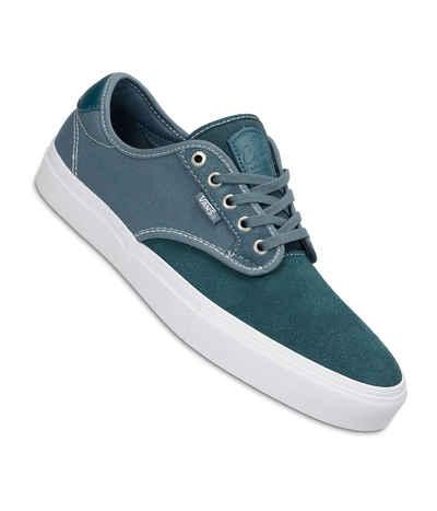 Vans Chima Ferguson Pro Shoes (mirage blue white)