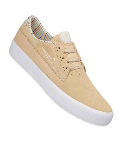 Nike SB Shane Premium Shoes (sesame white) buy at skatedeluxe