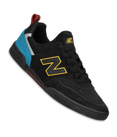 New Balance Numeric 288 Shoes (black yellow) buy at skatedeluxe