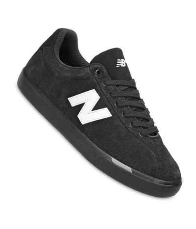 New Balance Numeric 22 Shoes (black white) buy at skatedeluxe