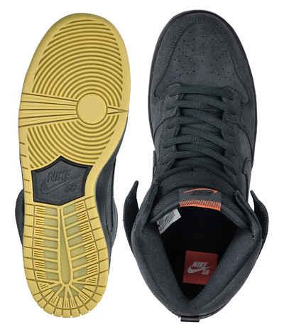 Dunk High Pro ISO SB 'Orange Label - Dark Smoke Grey'