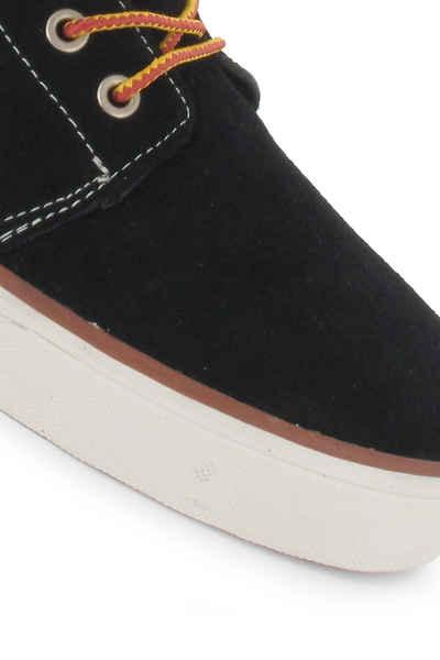 f0dfb07374d Vans 106 Vulcanized CA Suede Schuh (black bone white) kaufen bei skatedeluxe
