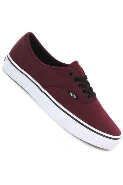Vans Authentic Shoes (port royal black
