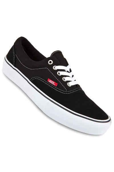 Vans Era Pro Suede Shoes (black white
