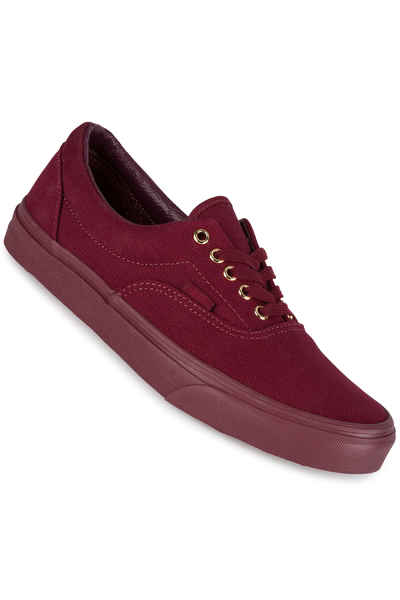 a996e037de Vans Era Shoe (gold mono port royale) buy at skatedeluxe