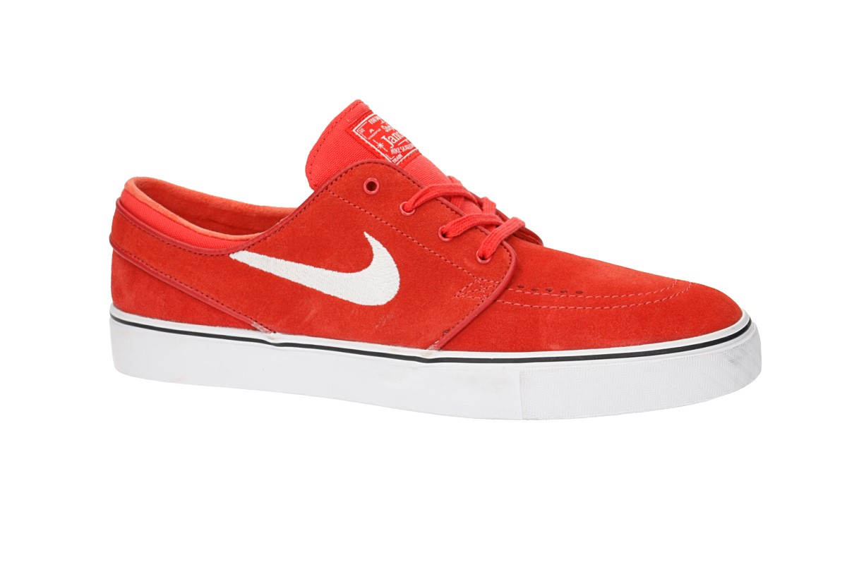 Nike SB Zoom Stefan Janoski Chaussure (max orange white black)