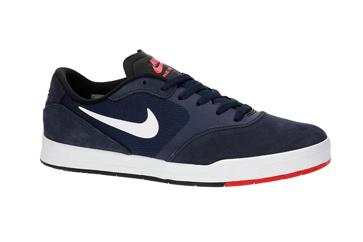 Nike SB Paul Rodriguez 9 CS Shoes (obsidian white)