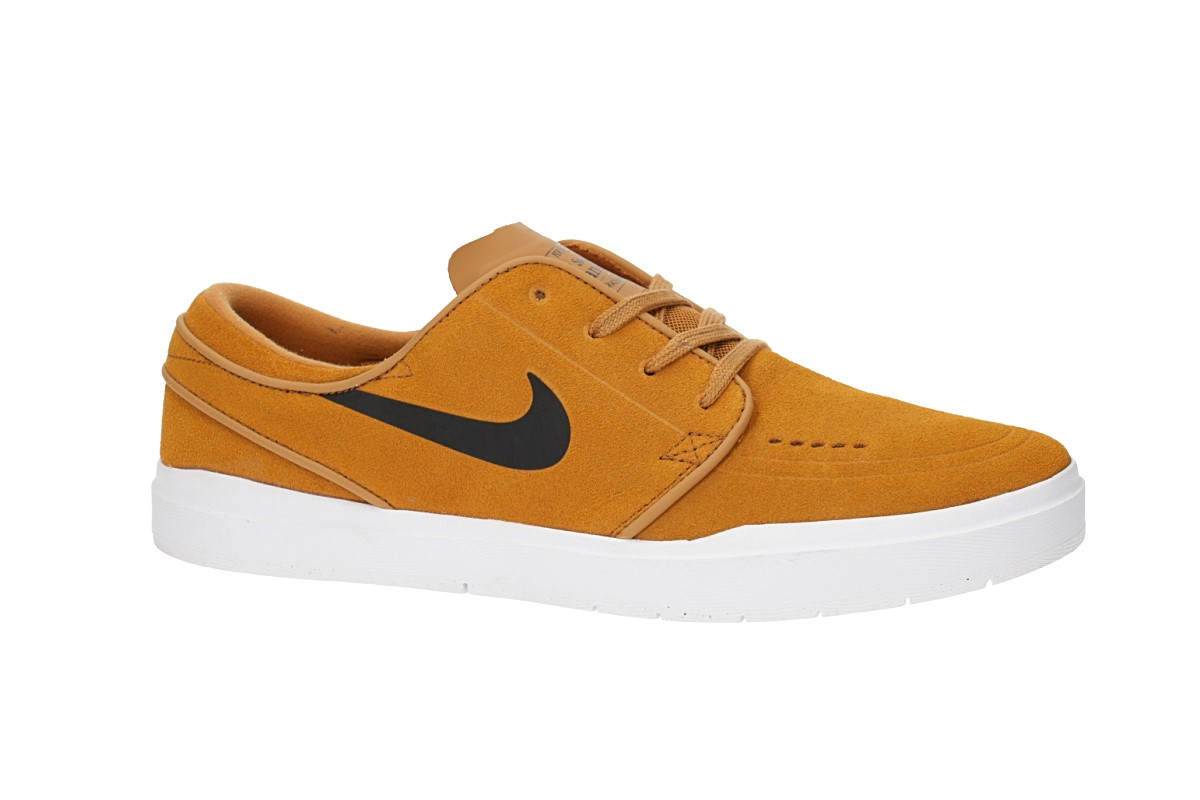 Nike SB Stefan Janoski Hyperfeel Schuh (desert ochre black)