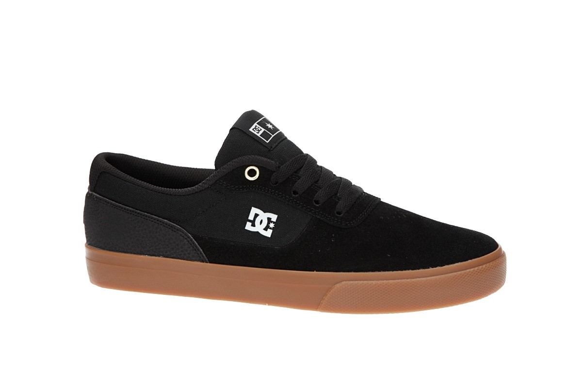 DC Switch S Shoes (black black gum)