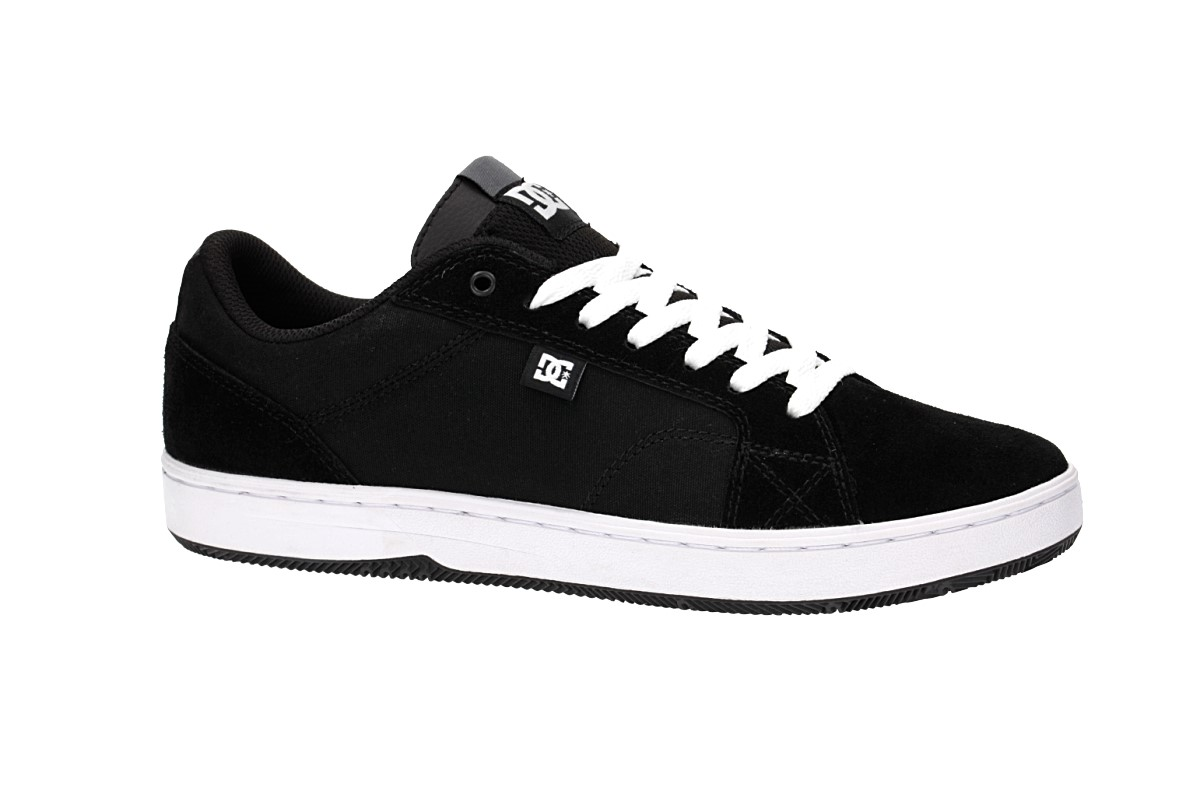 DC Astor Shoes (black white)