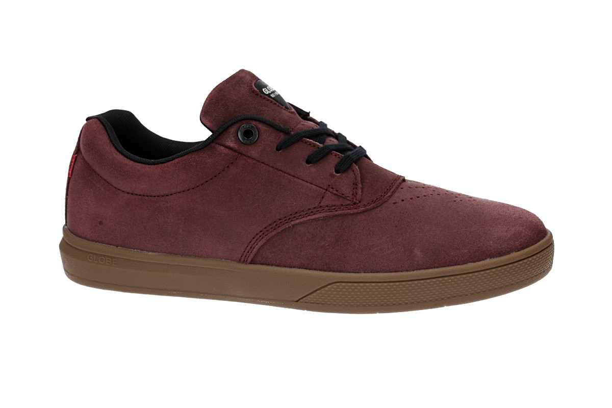 b153e98832 Globe The Eagle SG Shoes (burgundy gum cc) buy at skatedeluxe