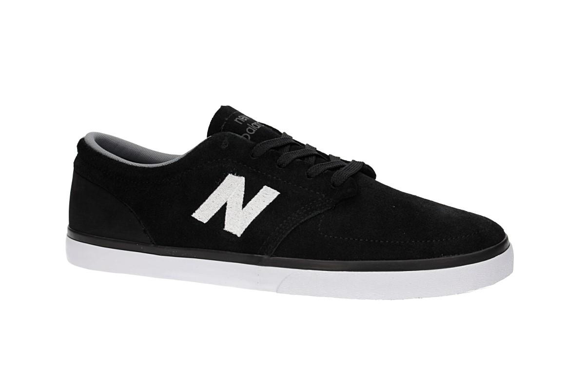 New Balance Numeric 345 Scarpa (black white)