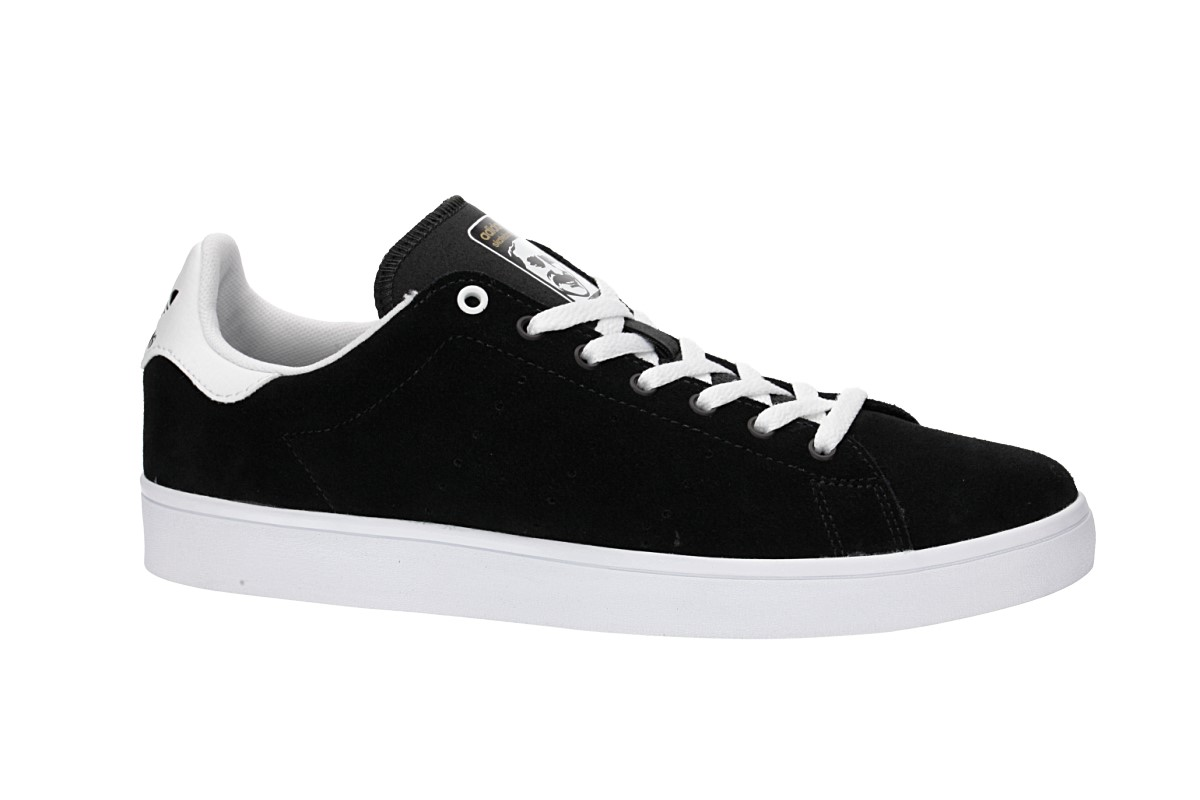 official photos 81fce f1b6b adidas Stan Smith Vulc Shoes (core black white)