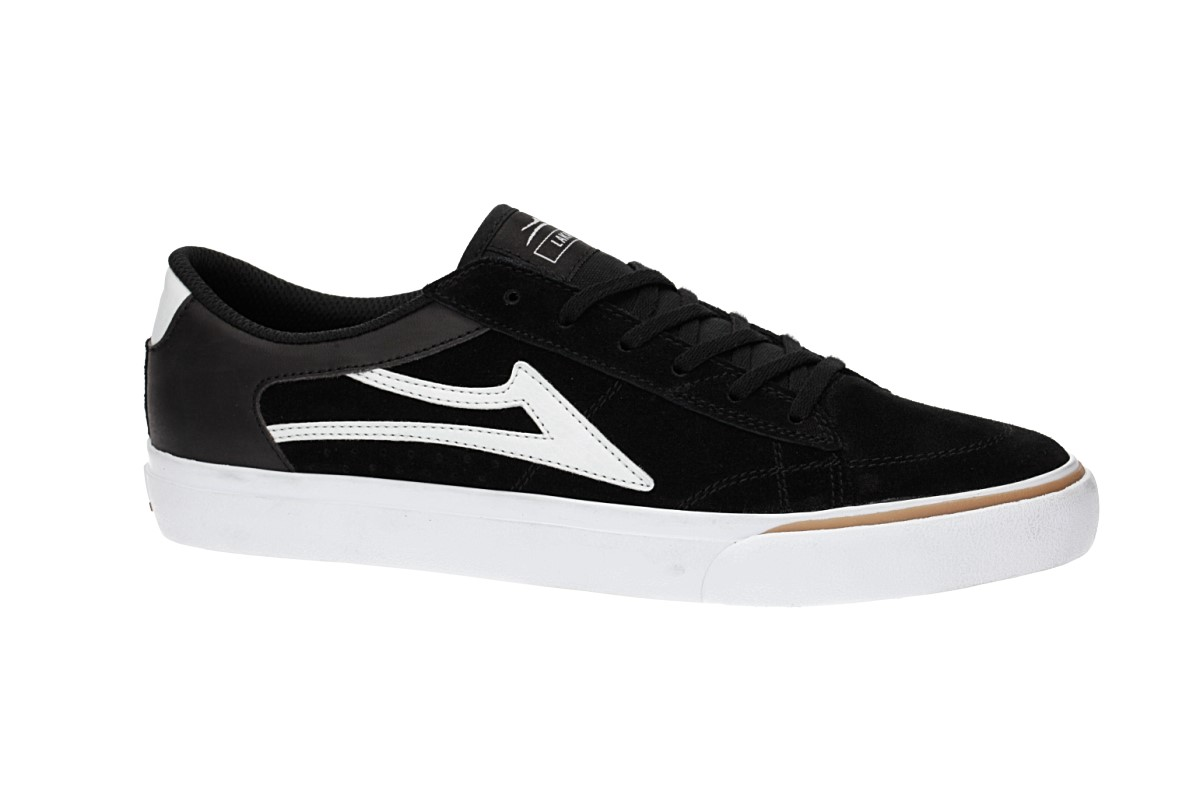 Lakai Ellis Suede Chaussure (black white)