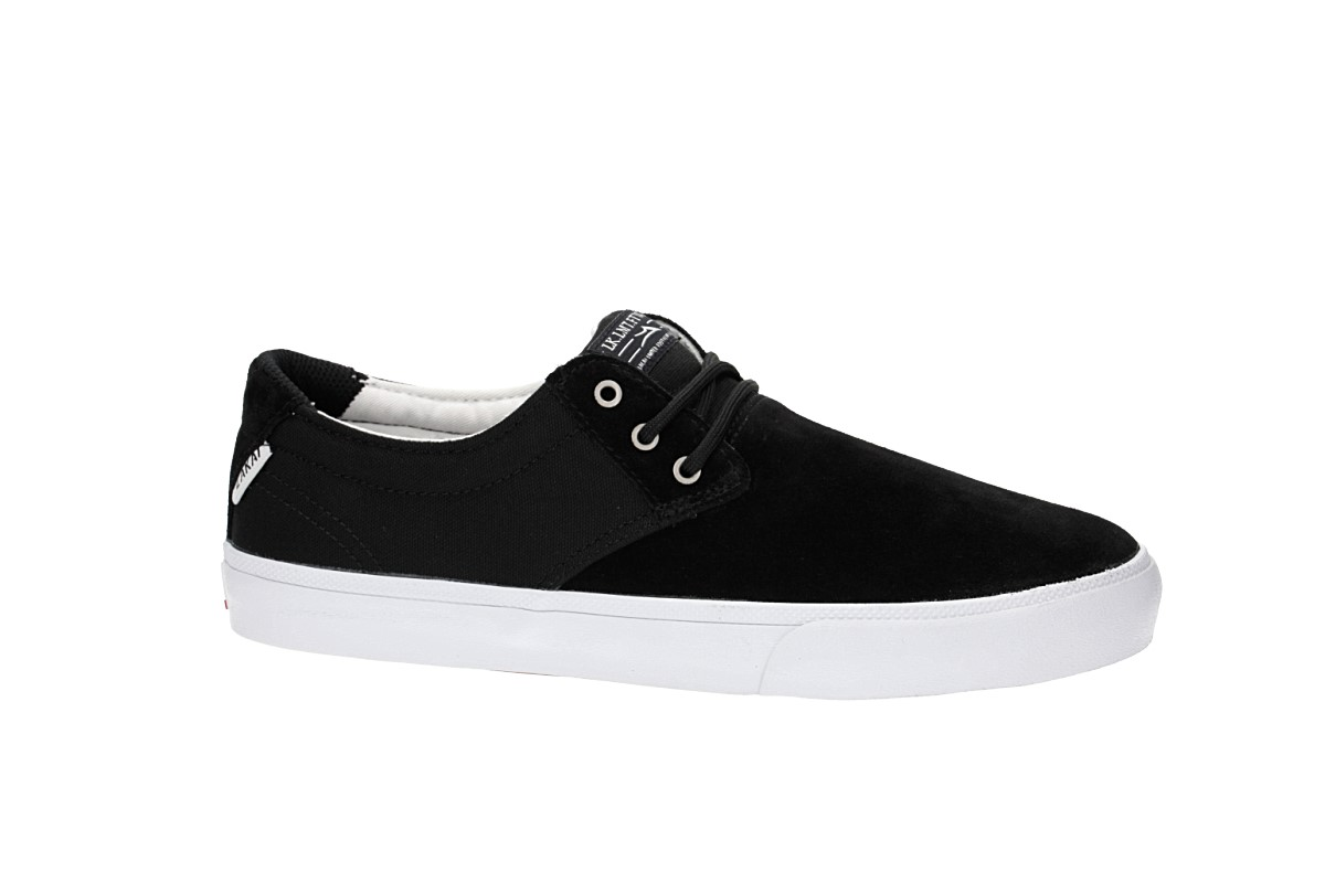 Lakai Daly Suede Scarpa (black)