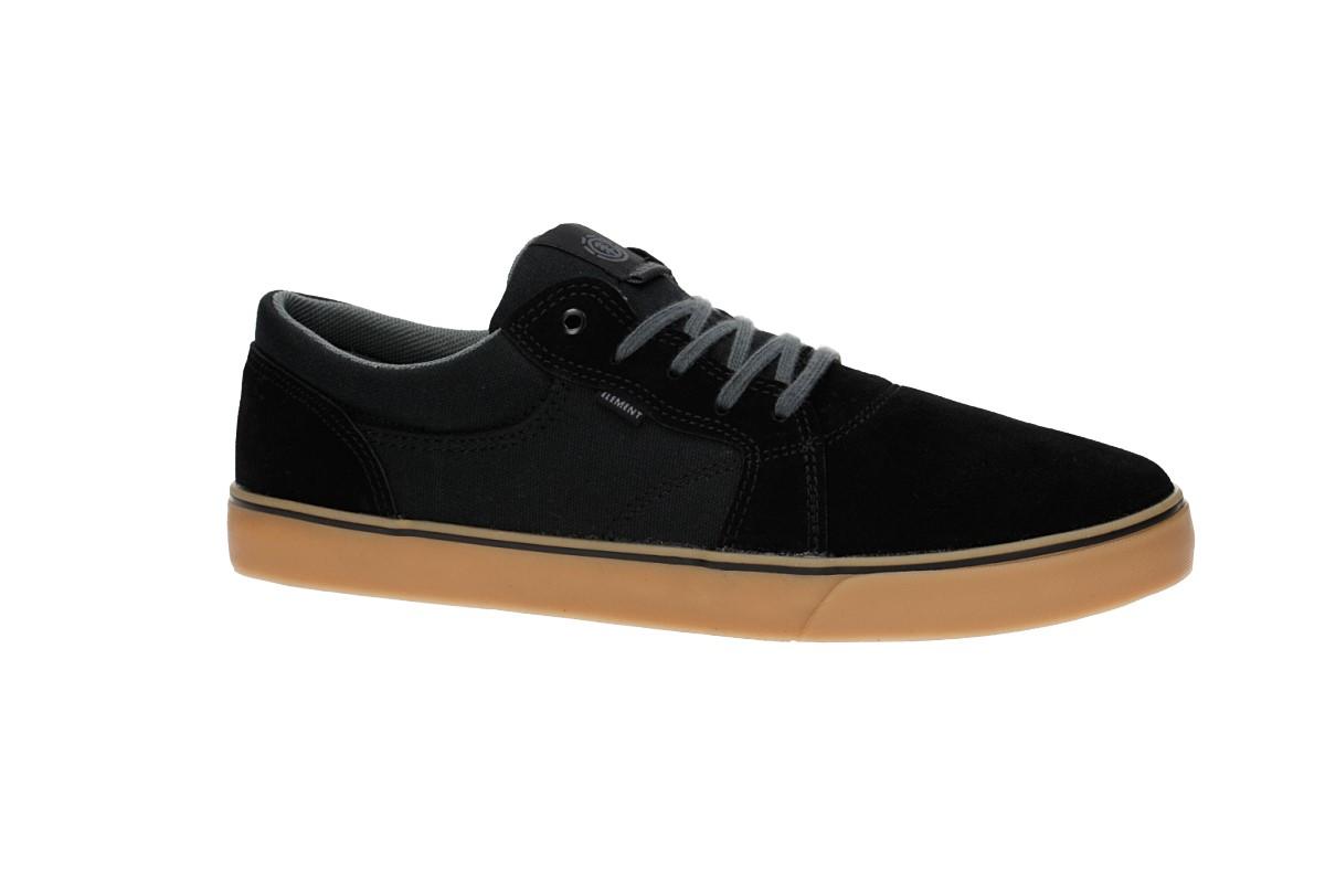 Element Wasso Suede Schuh (black gum)