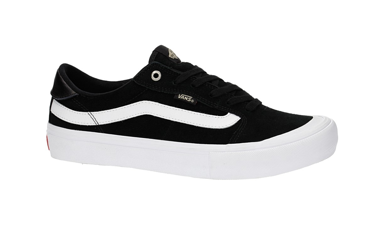 963449e5f5c Vans Style 112 Pro Shoes (black black white) buy at skatedeluxe