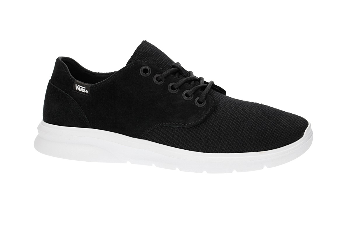 Vans Iso 2 Shoes (black) buy at skatedeluxe 5b8c8bb2c