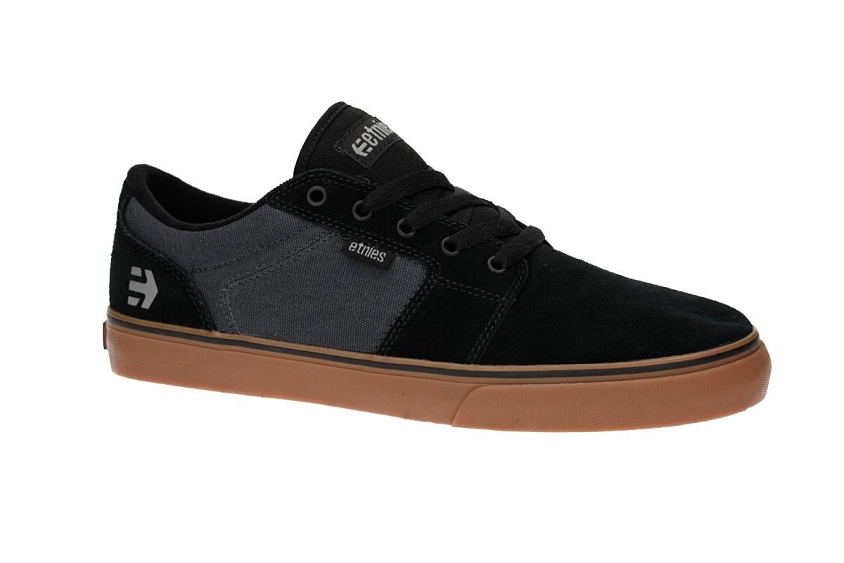 Etnies Barge LS Schuh (black dark grey gum)