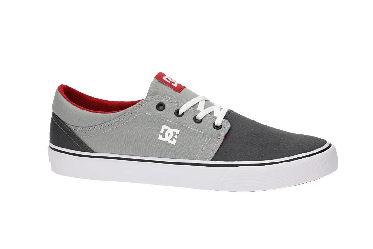 DC Trase TX Schuh (grey grey red)