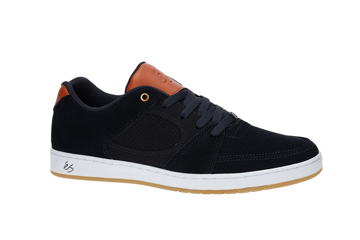 éS Accel Slim Chaussure (navy brown white)