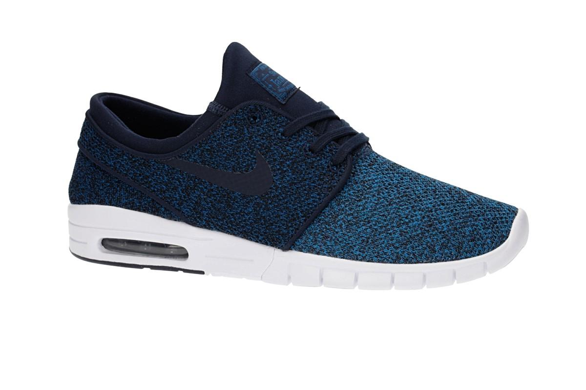 Nike SB Stefan Janoski Max Schoen (industrial blue obsidian)