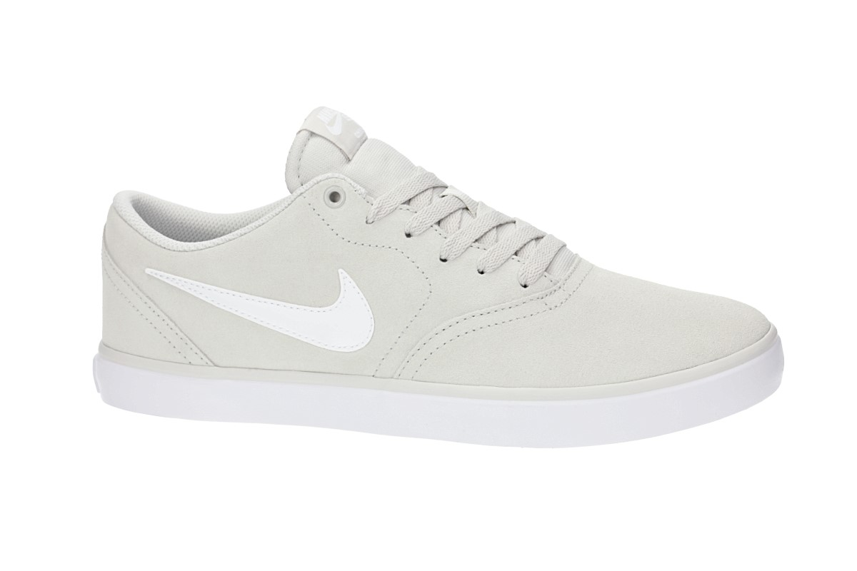 Nike SB Check Solarsoft Shoes (light bone white)
