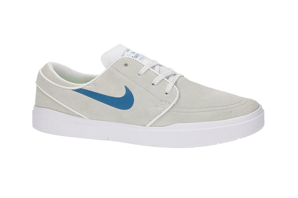 Nike SB Stefan Janoski Hyperfeel Shoes (summit white industrial blue)