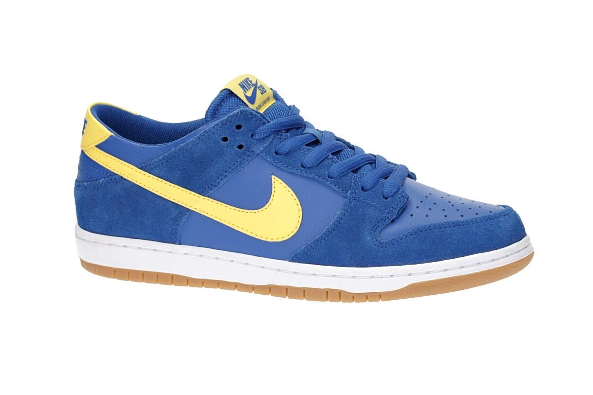 Nike SB Dunk Low Pro Chaussure (varsity royal lightening)
