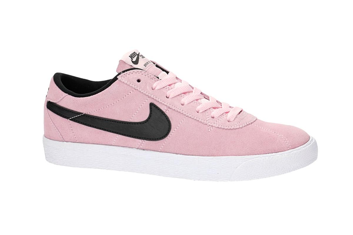 Nike SB Zoom Bruin Premium SE Shoes (prism pink black)
