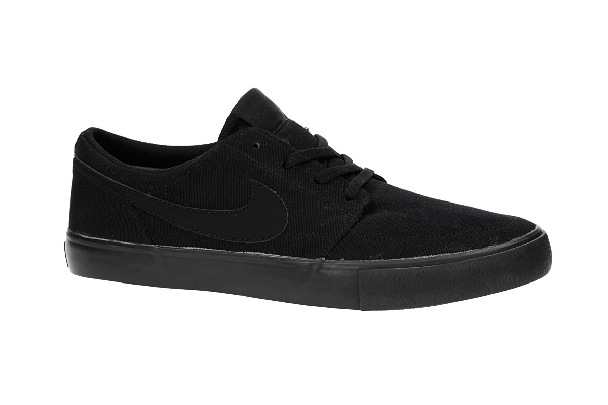Shoesblack BlackBuy Sb Nike Solarsoft Portmore Canvas At Ii Nn8ZwOkX0P