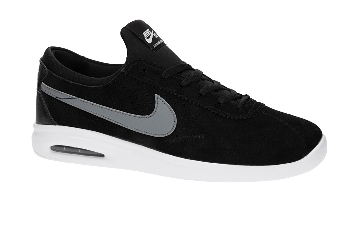 Nike SB Air Max Bruin Vapor Shoes (black cool grey)