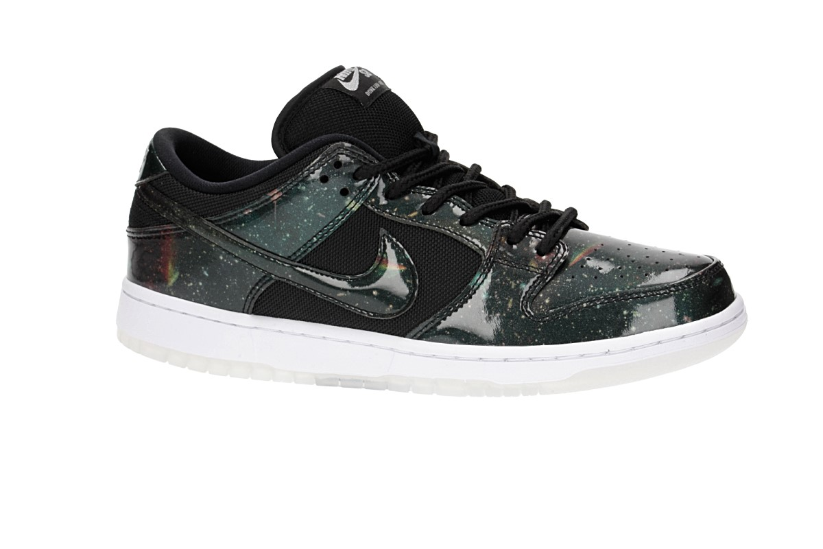 Nike SB Dunk Low Galaxy QS Chaussure (black metallic)