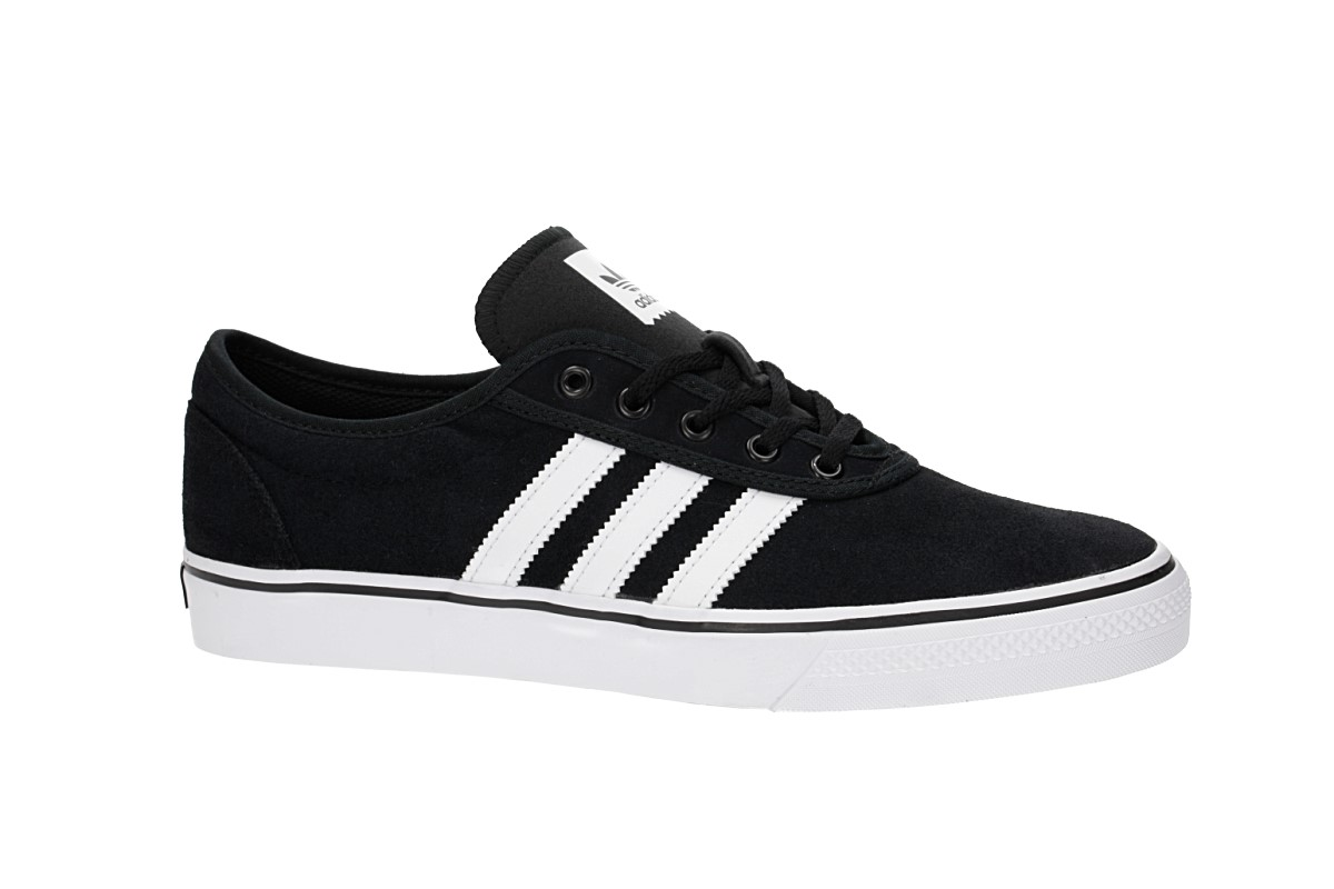 adidas Skateboarding Adi Ease Shoes (core black white black)