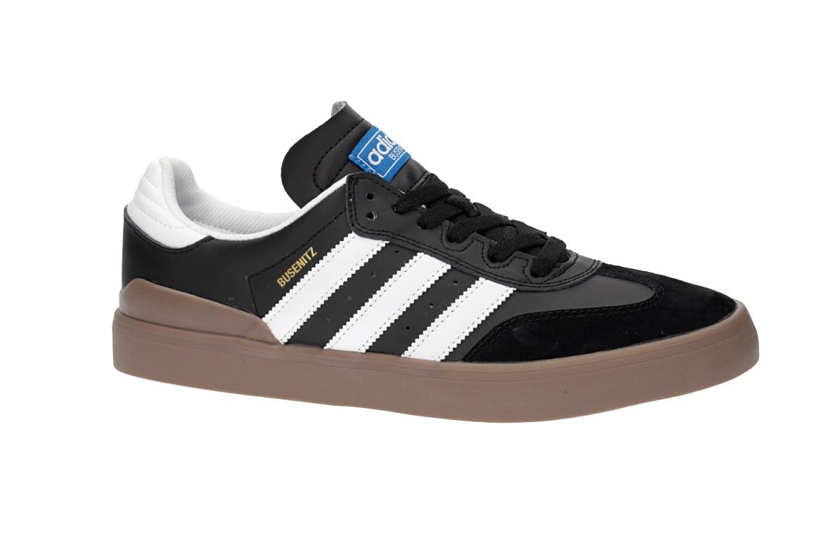 adidas Skateboarding Busenitz Vulc RX Schoen  (core black white gum)