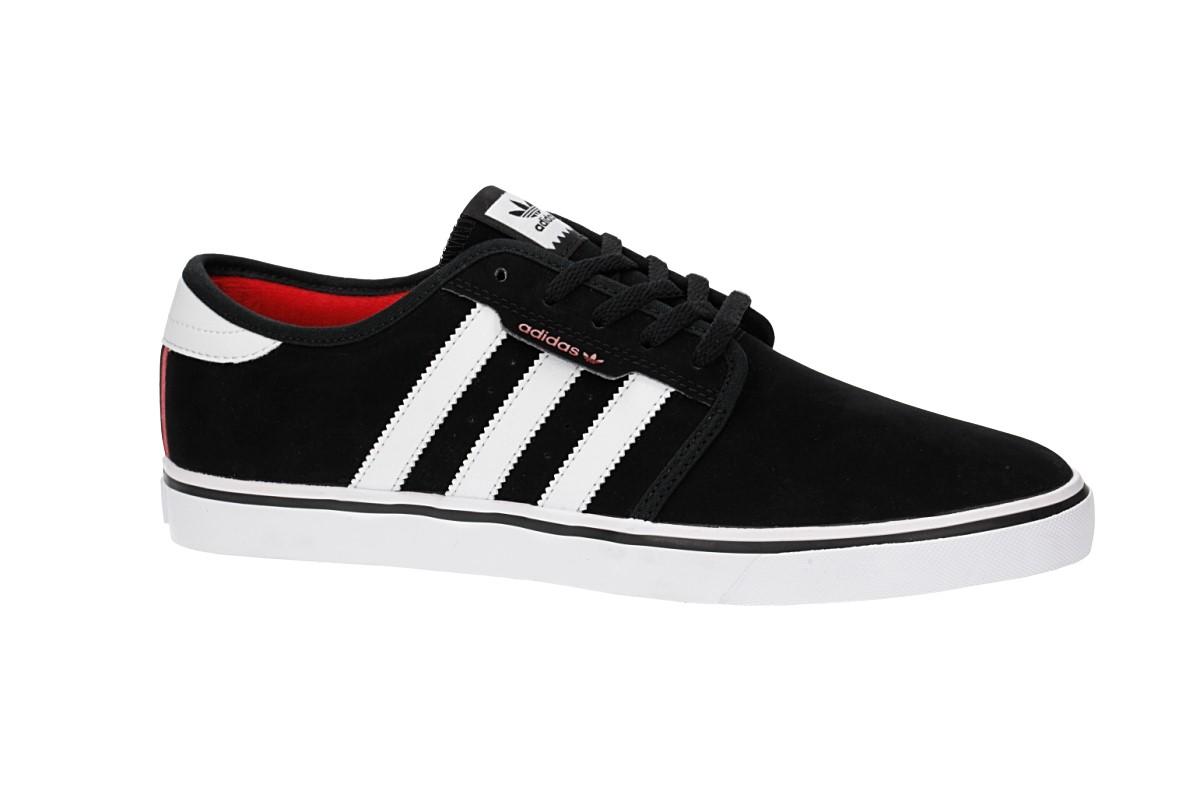 adidas Skateboarding Seeley Chaussure core Noir Blanc Blanc I8Nkm