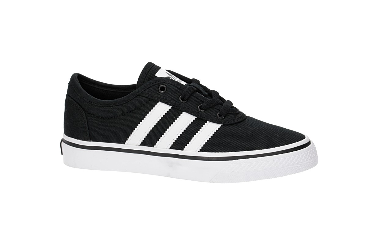 adidas Skateboarding Adi Ease Zapatilla kids (core black white core black)