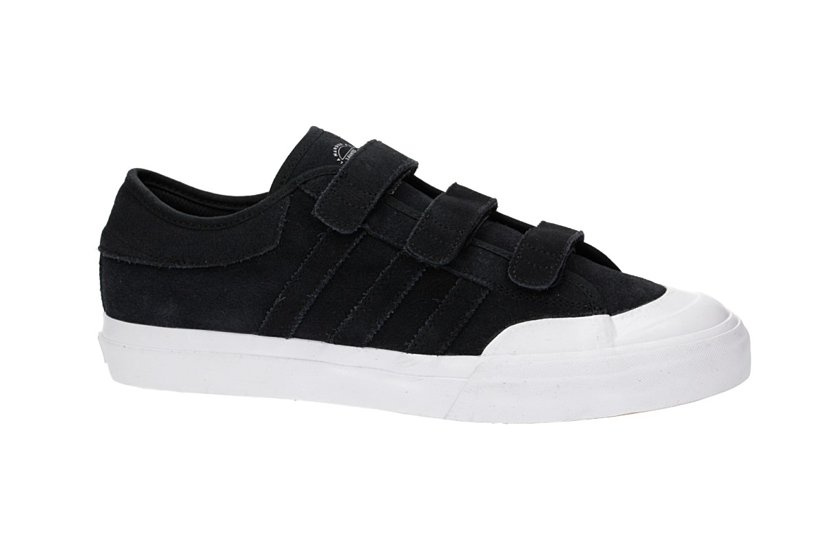 adidas Skateboarding Matchcourt CF Schuh (core black core black white)